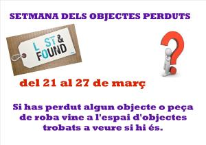 objectes perduts