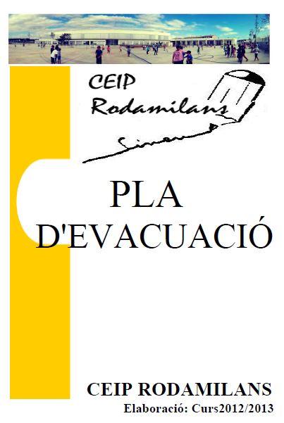 P EVACUACIÓ